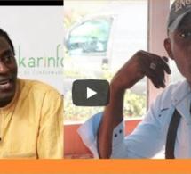 Audio: Réconciliation émouvante entre Gorgui Ndiaye et Mame Gor en direct sur les ondes de la Zik Fm