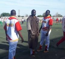 Forza Vs Abdou Diouf: Regardez l'arrivée des deux lutteurs au stade de…