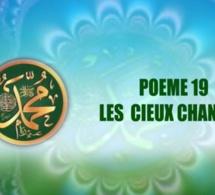 POEME SUR LE PROPHETE PSL : 19- LES CIEUX CHANTENT
