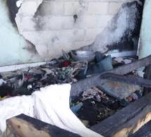 Conflit à la mosquée de Wakhinane Pikine: La mosquée de Imam Bao incendiée