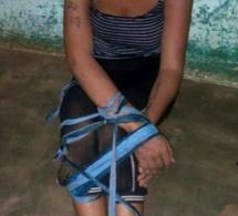 Fama Sy Une collégienne emportée par des kidnappeurs à…