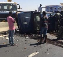 Image-Tentative d'évasion sur l'Autoroute à péage: Le détenu étrangle le gendarme, la voiture fait des tonneaux…
