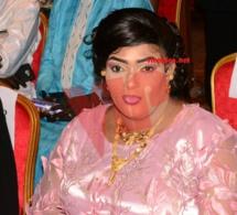 SARGAL DJIGUENE: Welly Ndiaye,la soeur de Aziz Alé Ndiaye dans les Loges du VIP PRESTIGE au grand Théâtre.