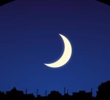 Mois de Rajab 1439/Mars-Avril 2018 : Suivi du mois lunaire pour Dakar et la Mecque. Quels enseignements tirer des données astronomiques ?