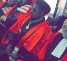 Ahmed Khalifa Niasse fait Docteur Honoris Causa par l'Ecole de Commerce de Lyon….
