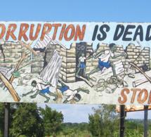 La corruption toujours à la une en Afrique