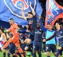 Images - Paris Saint Germain sacré champion de France