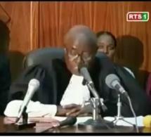 VIDEO; Conseil et prédiction du feu juge Keba Mbaye.REGARDEZ