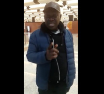 Voici la dernière vidéo de Habib Faye au mois de mars à l'aéroport AIBD de Dakar. Regardez