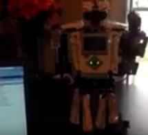 Vidéo : Modou, Le premier robot qui comprend le wolof …Regardez
