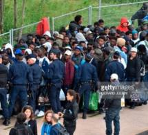 Apres l'affaire Mamoudou Gassama: Plus d'un millier de migrants ont été évacués mercredi lors d'une…