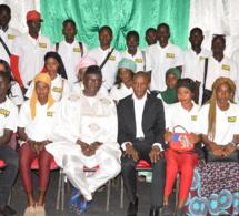 TRADITIONNEL NDOGOU OFFERT PAR EUROGERM/ISBP A L'EMPIRE DES ENFANTS