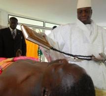 Jammeh attaqué en justice par des malades du sida