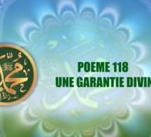 VIDÉO:POÈME SUR LE PROPHÈTE PSL : 118- UNE GARANTIE DIVINE