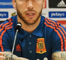 Les réponses fracassantes de Sergio Ramos aux polémiques Salah et Karius ! « j'ai parlé avec Salah par message et il…