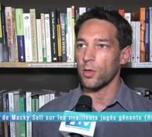Martin Mourre, historien-chercheur : « il ne faut pas s'attendre à ce que Macky Sall fâche l'ancienne puissance colonisatrice »