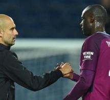 Racisme : Pep Guardiola après les accusations de Yaya Touré : « Je n'ai rien à … »