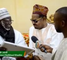 Vidéo: Leylatoul Qadr Touba: Ameth khalifa Niass chez Serigne Mountakha Mbacké