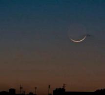 Les astronomes annoncent la Korité pour le vendredi prochain