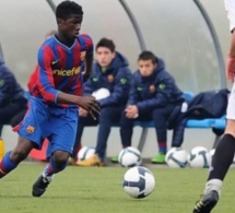 Ce surnom de Diao Baldé qui faisait tache au Barça