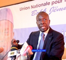 Souleymane Ndéné Ndiaye: « Toux ceux qui hurlent aujourd'hui, j'étais leur Premier ministre, y compris Karim Wade »
