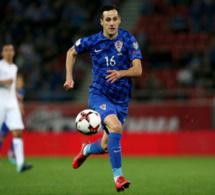 Mondial 2018: Kalinic viré par la Croatie?