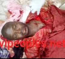 URGENT Rue 10: Abdou Bandit le présumé meurtrier arrêté dans le quartier avec….