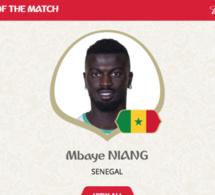 Sénégal Vs Pologne : Mbaye NIANG, l'Homme du match