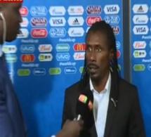 Pologne Vs Sénégal (1-2) La réaction de Aliou Cissé
