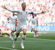 Mondial 2018 – Portugal / Maroc: Cr7 assomme le Maroc (1-0)!