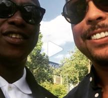 Vidéo – Ronaldo conseille le fils de Fadiga « Noah fait comme ton père »