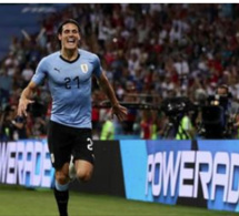 Vidéo – CDM: Cavani enflamme le stade avec un superbe but face au Portugal (2-1)