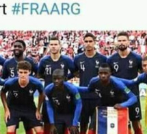 CDM : Quand Macky Sall inspire Marine Le Pen sur l'équipe de France