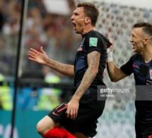 Vidéo résumé: La Croatie élimine le Danemark à la séance de tirs au but