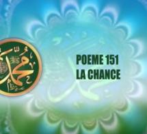 (Vidéo)POÈME SUR LE PROPHÈTE PSL : 151 – LA CHANCE