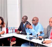 La déclaration du ministre de la communication, Bibi Baldé pour la validation des ateliers de stratégie d'actualisation du service universel des télécommunications avec le cabinet Défis & Stratégie