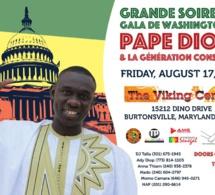 JOUR J- 06,NEW AFRICAN PRODUCTION du Sénégalais des USA Birane Sarr présente pour la première fois Pape Diouf au Summer Stage de New YorkLE 17aout et le 18 Aout en gala à Washington .