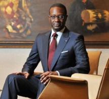 Tidjane Thiam élu banquier de l'année par Euromoney