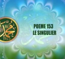 POÈME SUR LE PROPHÈTE PSL: 153- LE SINGULIER