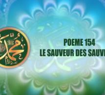 POÈME SUR LE PROPHÈTE PSL: 154- LE SAUVEUR DES SAUVEURS