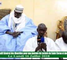Situation du pays: les recommandations du Khalife Général des Mourides