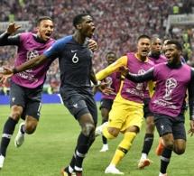 Coupe du monde 2018 : la France championne du monde ! Résultat d'une finale folle