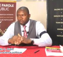 Indépendance de la Justice: Cheikh Diallo le patron de CITY BUSINES au micro de Diaw.