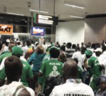 Aéroport international Blaise-Diagne : Malang Diédhiou accueilli en héros