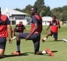 Crystal Palace: Regardez la première séance d'entrainement de Cheikhou Kouyaté!