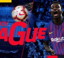 Officiel : Moussa Wagué rejoint le FC Barcelone