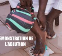 Ma Sope Rassoulilahi PSL : Lakh Dariyou – Démonstration de l'ablution « diape »