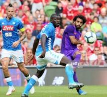 Vidéo: Liverpool de Sadio Mané, impressionne face au Napoli de Koulibaly par 5-0. Regardez !