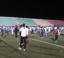 Graves incidents au stade Iba Mar diop : Un supporter dans un état critique