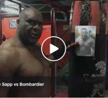 MMA : Bob Sapp avertit « Bombardier » : « Je vais te démolir ! » (vidéo)